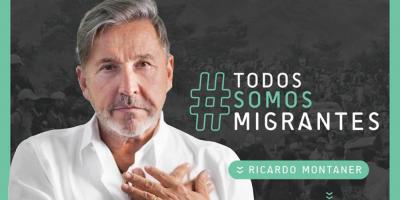 """Montaner encabeza campaña """"todos somos migrantes"""" de la OEA"""