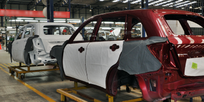 """La producción de automóviles cae un 44,5 % en abril en Reino Unido por el """"brexit"""""""