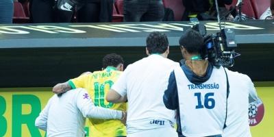 Neymar no jugará la Copa América