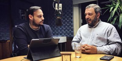 """Mario Bergara considera que Sartori es """"un ataque exterior al sistema político"""" que le genera preocupación"""