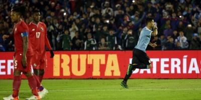 Uruguay gana con goles de Gómez, Suárez y Valverde y ya piensa en Brasil