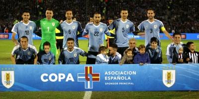 """Tabárez: """"Suárez tiene un gran compromiso con el fútbol de este país"""""""