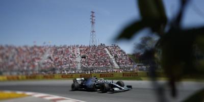 Hamilton: No es como me gusta ganar, pero no se puede regresar así a pista