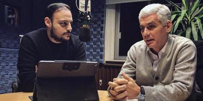 """Para Rodrigo Goñi la campaña de fake news contra Lacalle Pou """"es una inmoralidad"""" y Sartori es quien """"se ve beneficiado"""""""