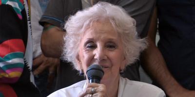 Abuelas de Plaza de Mayo anuncia la restitución de identidad del nieto 130