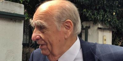 El pre-candidato por el Partido Colorado Julio María Sanguinetti cuestionó la Ley de Medios