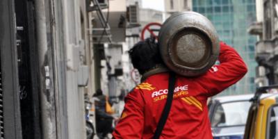 Los trabajadores y empresas del supergás firmaron acuerdo salarial