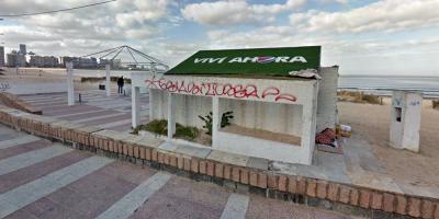 Intendencia niega que vaya a demoler paradores en playa Pocitos