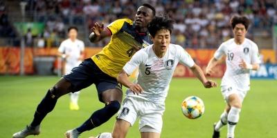 Corea del Sur ganó por primera vez una semifinal de un Mundial sub 20