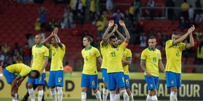 Brasil, selección más valiosa, multiplica por 114 a Bolivia, la más humilde