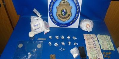 Cierran boca de drogas en barrio Buceo