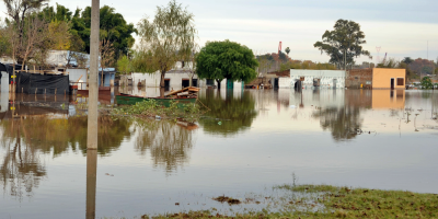 Más de 200 desplazados por las precipitaciones en todo el país