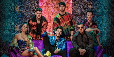 """Jonas Brothers se apunta a cantar en español en """"Runaway"""" de Sebastián Yatra"""