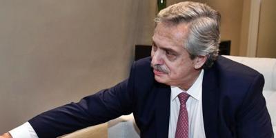 Candidato Fernández carga contra la política energética de Macri por apagón