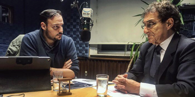 Entrevista 930 con Jorge Abuchalja, presidente de ADM y la UDE, sobre la necesidad de evolucionar como sociedad, valorar el éxito y ser menos conservadores