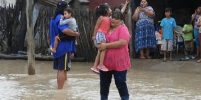 Comenzó a descender el Río San José y el CECOED iniciará el plan retorno en el departamento