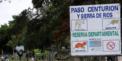 Gobierno aprobó ingreso de Paso Centurión y Sierra de Ríos al Sistema de Áreas Protegidas.
