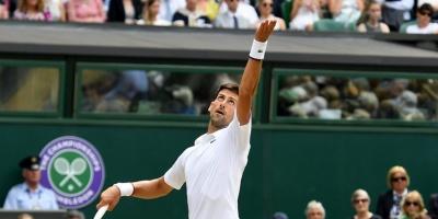 Djokovic supera a un tímido Goffin