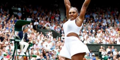 Serena Williams y Arnold Schwarzenegger fichan por Snapchat para crear videos
