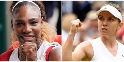 Simona Halep y Serena Williams lucharán por el título