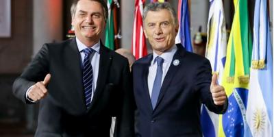 """Los presidentes del Mercosur piden """"elecciones presidenciales libres"""" en Venezuela"""
