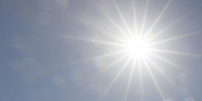 Gradual aumento de las temperaturas
