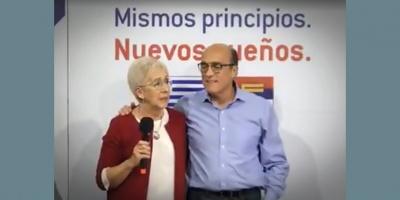 """Graciela Villar dijo que en octubre la ciudadanía """"deberá elegir entre oligarquía y pueblo"""""""