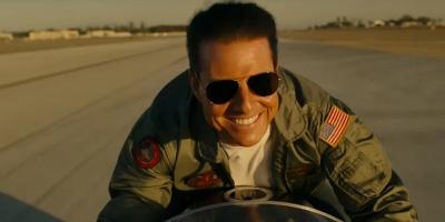 Revelan las primeras imágenes de la secuela de Top Gun