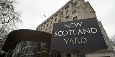 La web de Scotland Yard fue pirateada y aparecen mensajes extraños