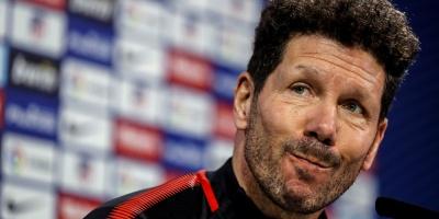 """Diego Simeone: """"En Atlético Madrid estamos cambiando la historia del club"""""""
