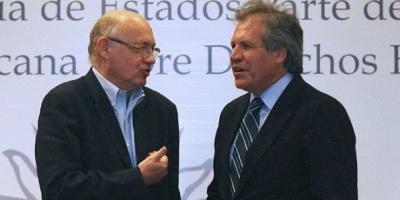 OEA: Argentina confirm� su apoyo al ministro Almagro