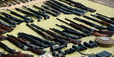 Polic�a de Porto Alegre desbarat� contrabando de armas procedente de Uruguay