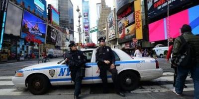 Alcalde de Nueva York y la polic�a en conflicto por asesinato de dos agentes