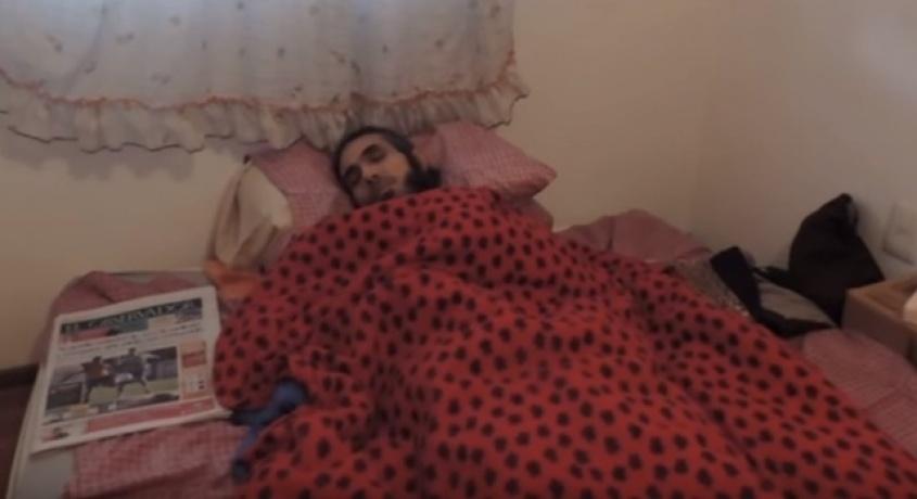 Alertan ante la precaria salud de Diyab por huelga de hambre