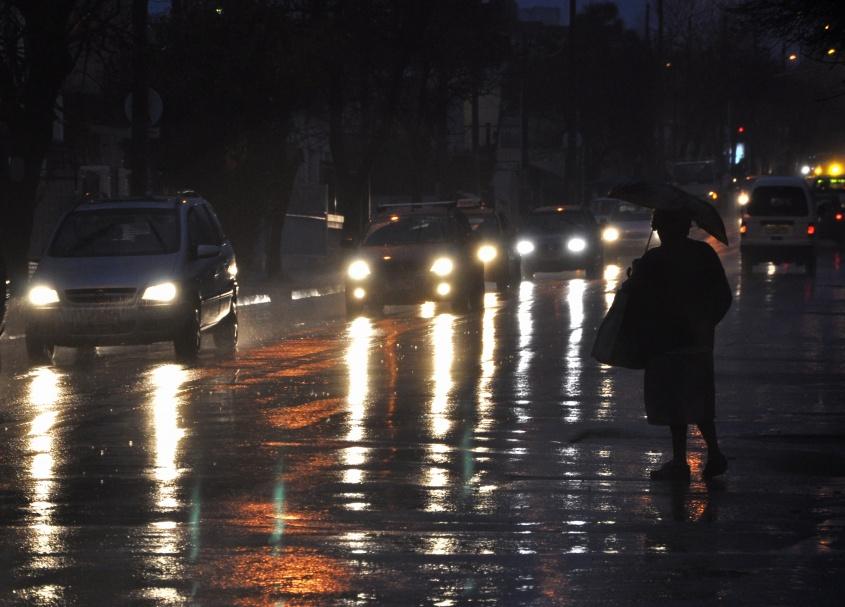 Meteorología pronostica tormentas fuertes a partir del lunes — URUGUAY