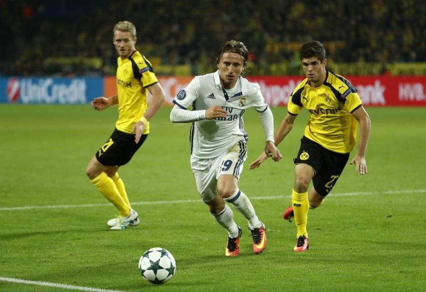Luka Modric: 'Nuestra prioridad es ganar la Liga este año'