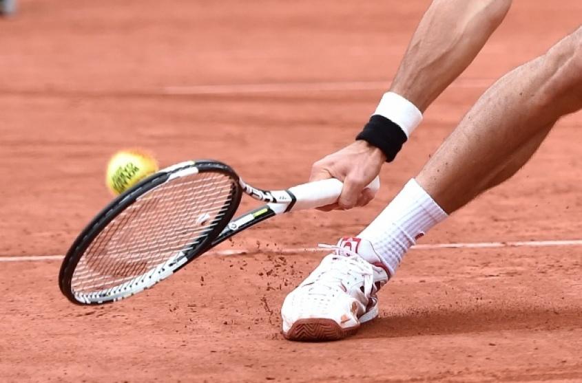 Tenista croata Cilic a tercera ronda en Masters 1000 de París