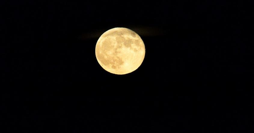 La super luna por el mundo — FOTOS
