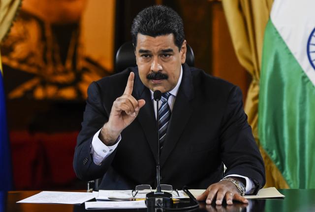 Mueres dos estudiantes en manifestación opositora en Venezuela