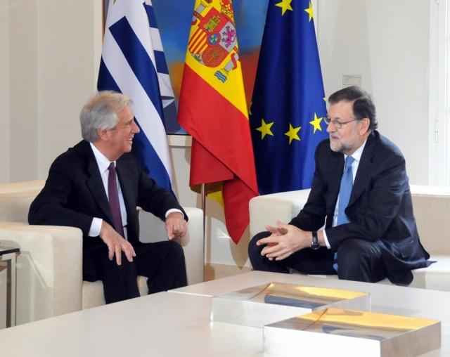 Rajoy preside presentación de proyecto de cable submarino España- Brasil