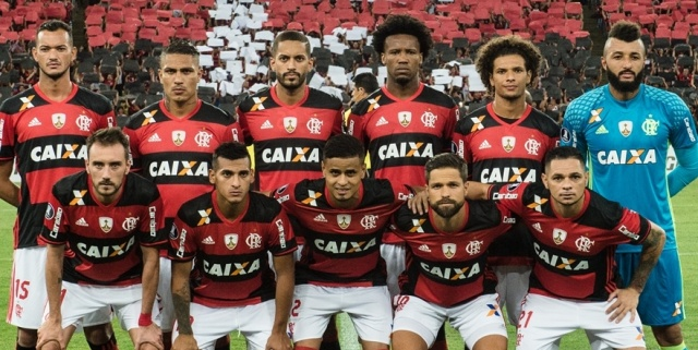 Guerrero convirtió y Flamengo festejó el título en el campeonato carioca