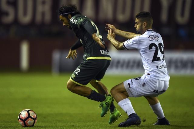 Conmebol se refirió a la inclusión del jugador de Chapecoense — Atención Lanús