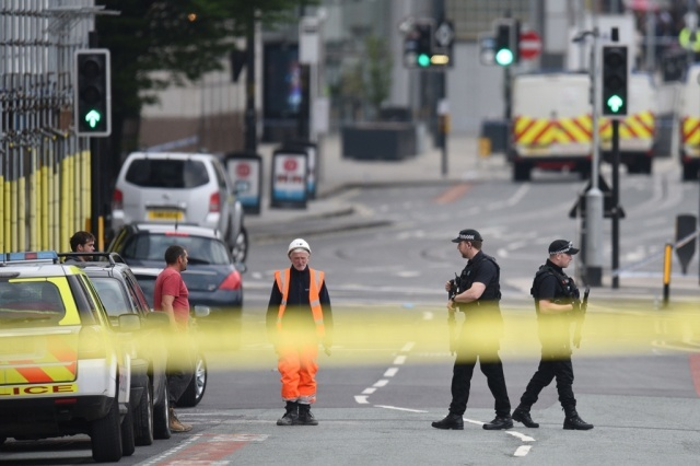 Filtran imágenes de responsable de atentado en Manchester