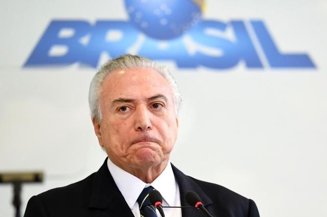 Brasil: Corte Suprema permite interrogatorio policial a Michel Temer