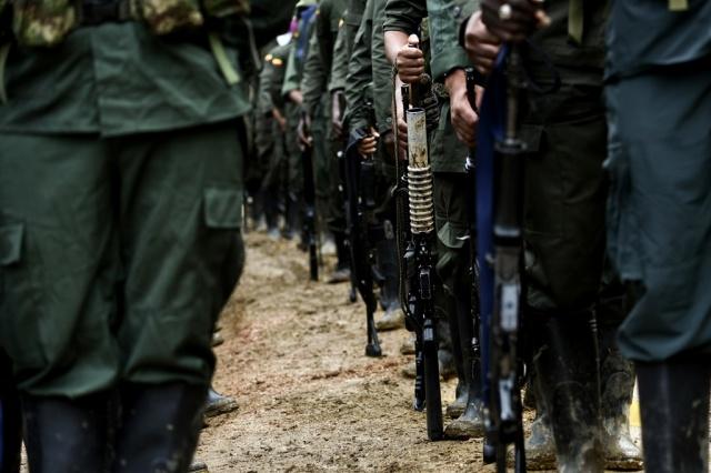 Muere en enfrentamientos con el Ejército alias 'Pescado', jefe del ELN
