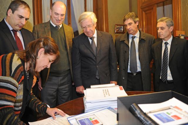 Poder Ejecutivo presentó Rendición de Cuentas en el Parlamento