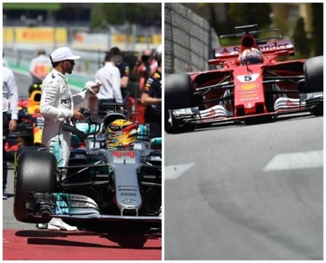 Verstappen mandó en los entrenamientos libres de Azerbaiyán