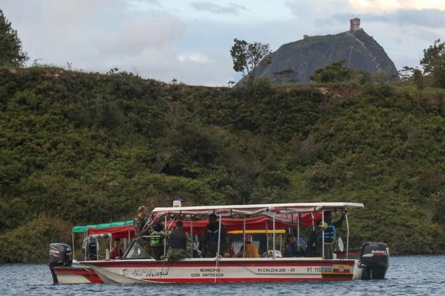 Confirman 9 personas fallecidas en la tragedia de la represa de Guatapé