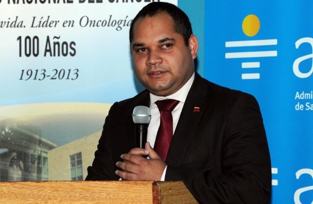 Viera solicitará informes por participación de embajador venezolano en acto del MPP