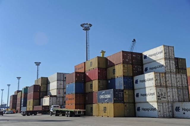 Aumento semestral de exportaciones por primera vez desde 2014